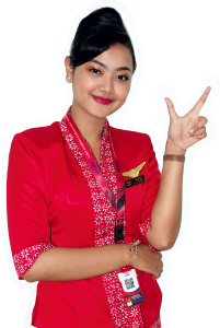 Pramugari FAAST Penerbangan